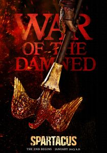 SPARTACUS : WAR OF THE DAMMED (ep 4 : Decimation)