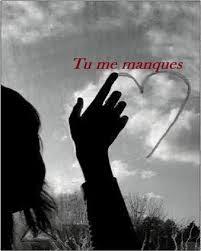 Message d'amour tu me manque tellement mon amour