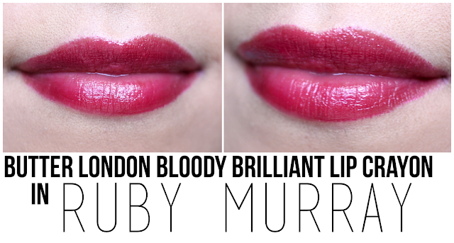 Butter London Bloody Brilliant Lip Crayon in Disco Biscuit
