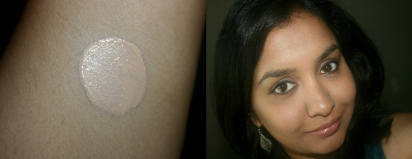 Bourjois Healthy Mix Foundation #55 Swatch FOTD