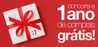 Promoção Aniversário Americanas 1 Ano de Compras Grátis
