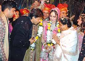 Shahrukh Khan Wedding Pics More Aishwarya Rai Pictures