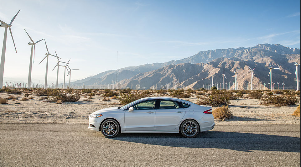 "The ""Need-to-Know"" About the ""Nearly Double"" 2014 Fusion Hybrid"