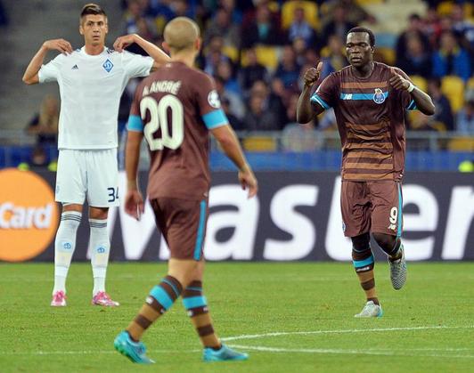 Dínamo Kiev 2 x 2 Porto - Grupo G / Champions League 2015/16