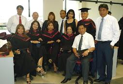 Graduación del Doctorado