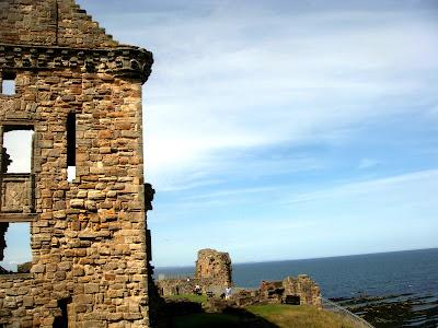 Castello, St Andrews, Scozia