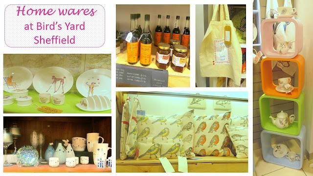 Home wares Bird's Yard Sheffield