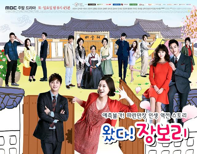 Hạnh Phúc Bị Đánh Cắp - Come! Jang Bo Ri 2014 | Tập 5/50