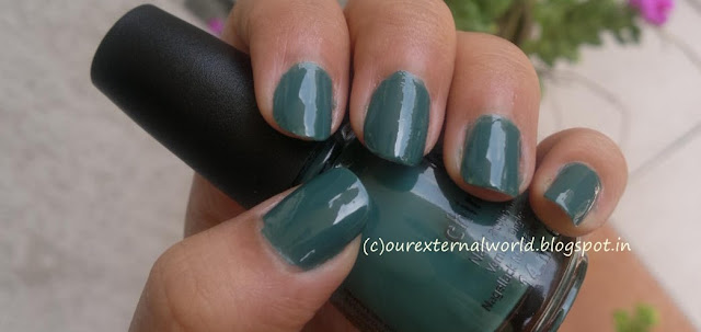 China Glaze Exotic Encounters - Review and Swatches