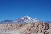 Anden zwischen Chile und Argentinien