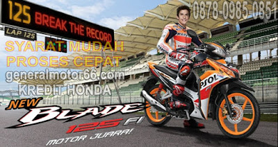 Tabel Harga Motor Honda Moped