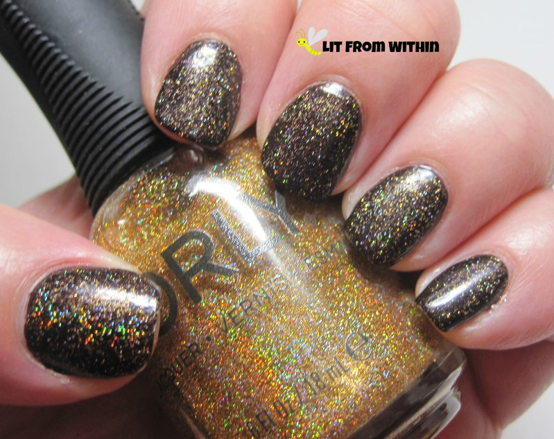 Above The Curve Friday the 13th with Orly Bling