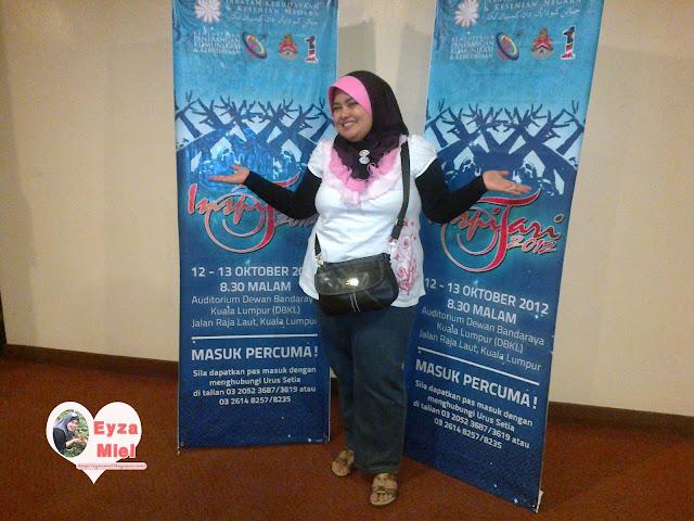 InspiTari 2012 & Makan2 di Kg. Baru