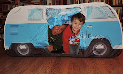 The Monster Factory 1965 VW Kids Tent