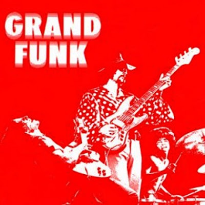 Grand Funk Railroad Red album