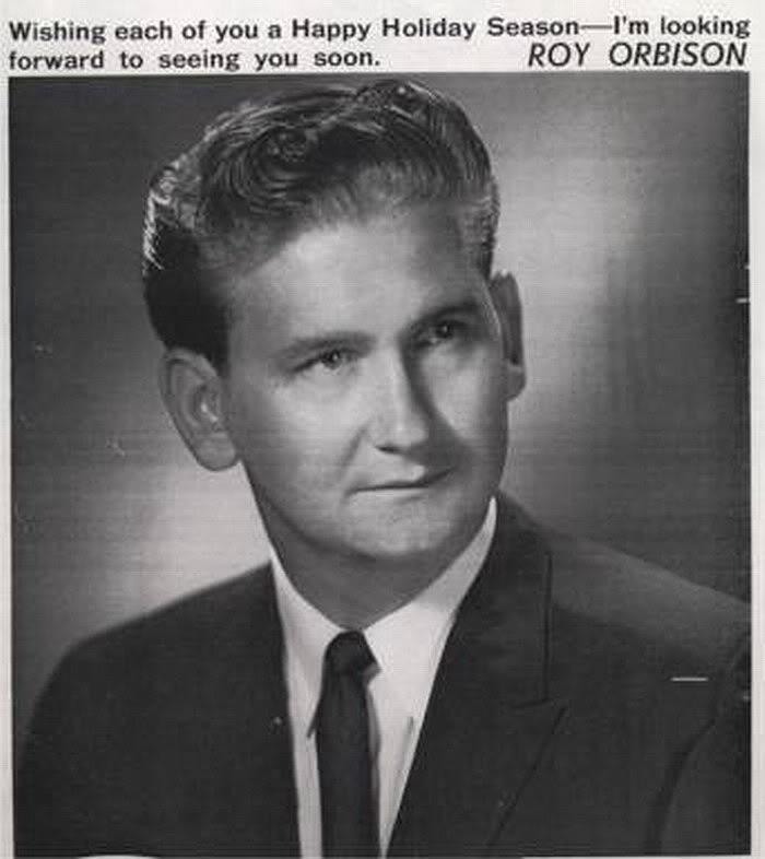 Roy orbison born 23 april 1936