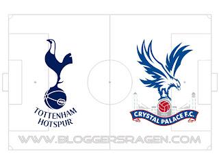 Prediksi Pertandingan Tottenham vs Crystal Palace