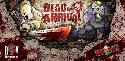 Dead on Arrival QVGA E HVGA .Apk