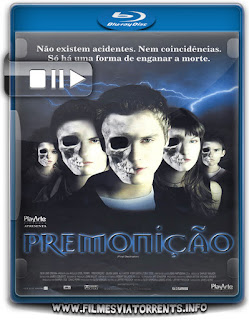 Premonição Torrent - BluRay Rip 1080p Dublado