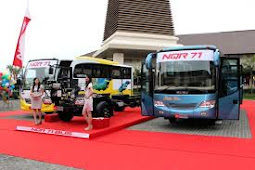 CHASSIS BUS NQR