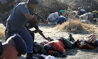 Marikana Shooting