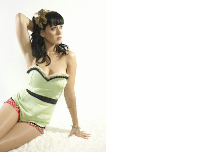 Katy Perry Glamour Wallpapers bikini