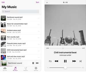 Music App of the Month - Mix - Cloud Offline Music