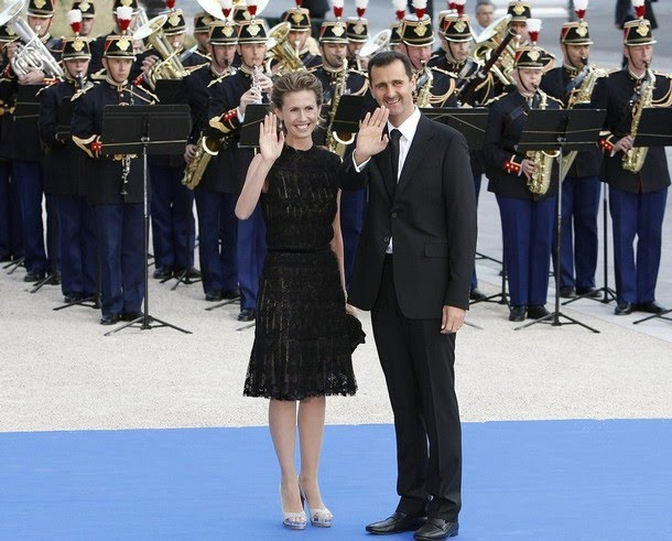 asma al assad. Asma Al-Assad: Part II