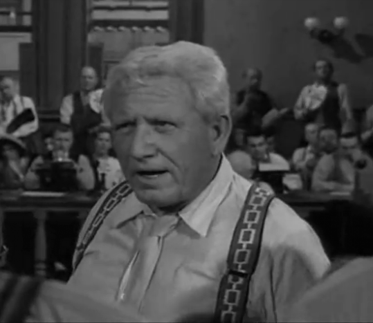 inherit the wind henry drummond Read common sense media's inherit the wind review (frederic march) for the prosecution, and aclu founder henry drummond (spencer tracy) for the defense.