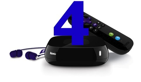 Roku 4 Wish List