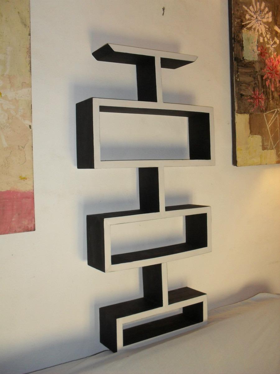 Muebles wood villavicencio repisas for Muebles modernos de madera para sala