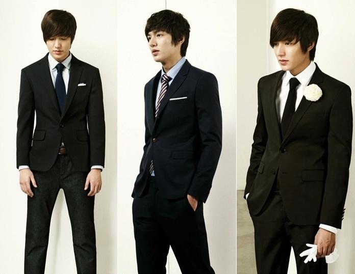 Korean Actor Lee Minho Fashion Style So Cool