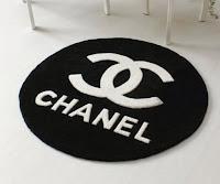 Channel logo rug