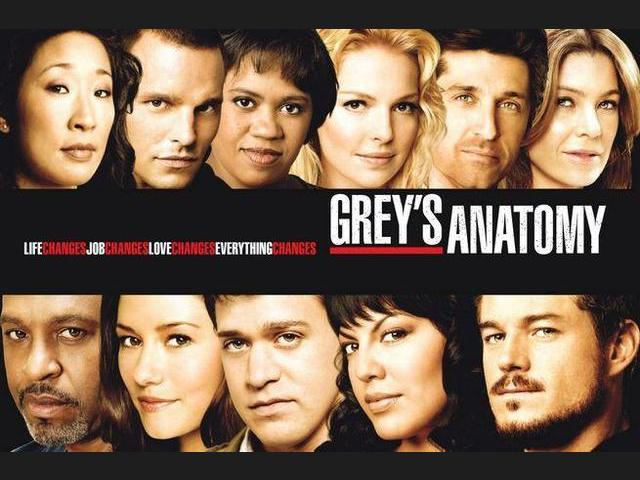 Top 5 Series_Anatomía de Grey