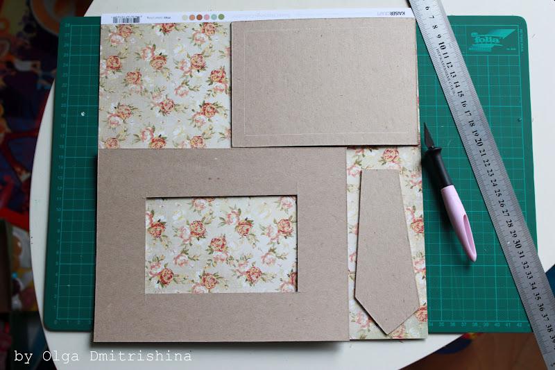 Рамочки для фото своими руками из картона