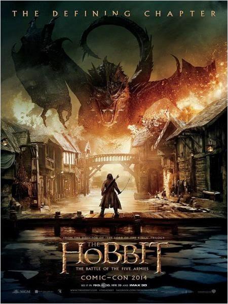O Hobbit : A Batalha dos Cinco Exércitos