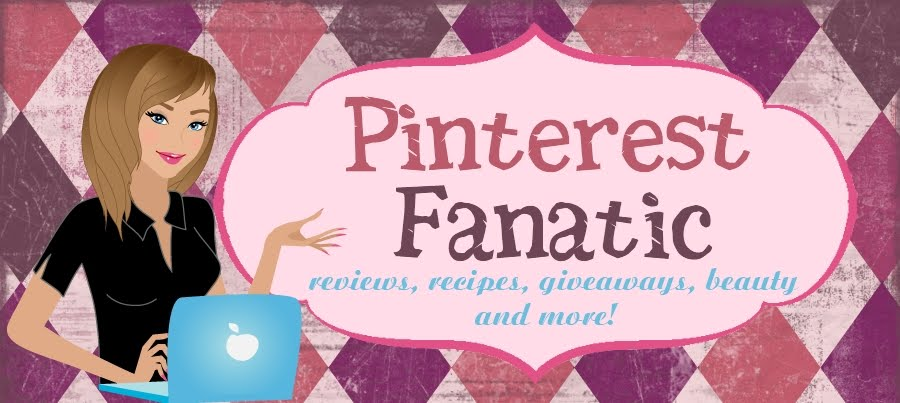 Pinterest Fanatic | Ultimate Fan Club for Recipes and Giveaways