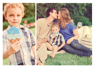 Winnipeg family photoshoot
