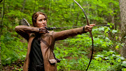 I felt that Katniss' character could not have been more perfect, .