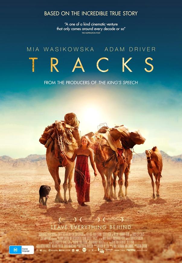 Póster de Tracks