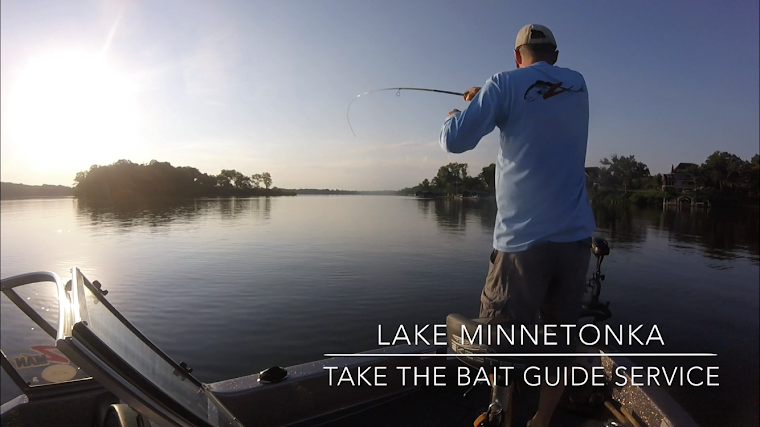 Take the Bait Guide Service LLC on Lake Minnetonka