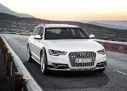 2013 Audi A6 Allroad HD Wallpaper