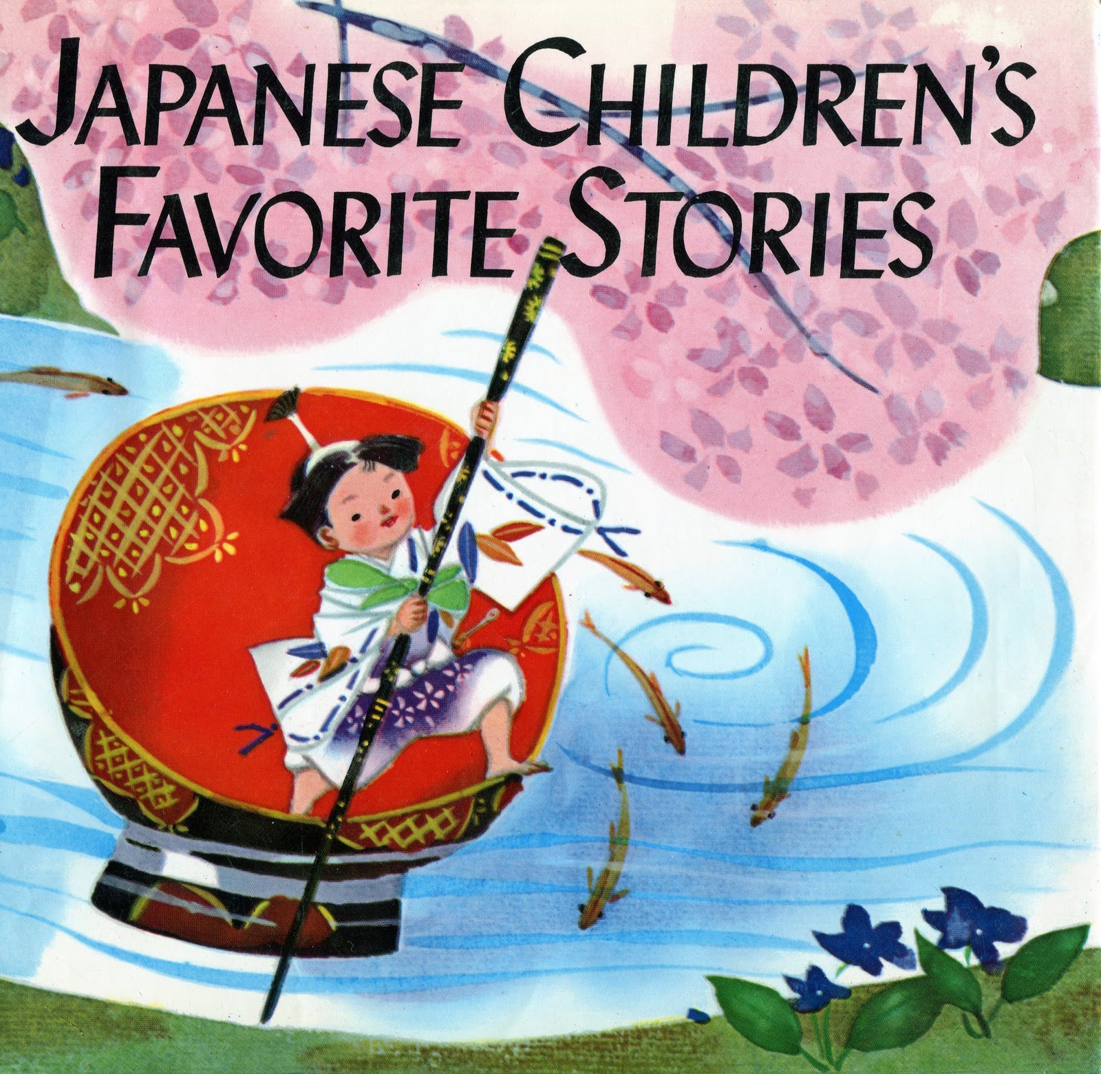 Book besotted librarian japanese children s favorite stories