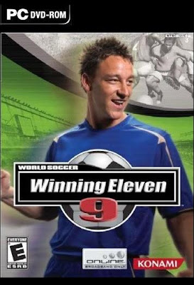 download winning eleven 9 + patch terbaru [full version]