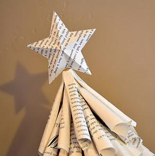 Kuentalibros noviembre 2012 - Arboles de navidad de papel ...