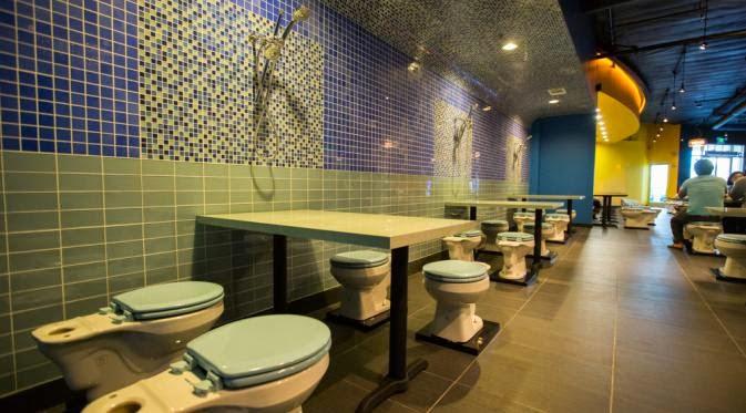 Kafe Toilet