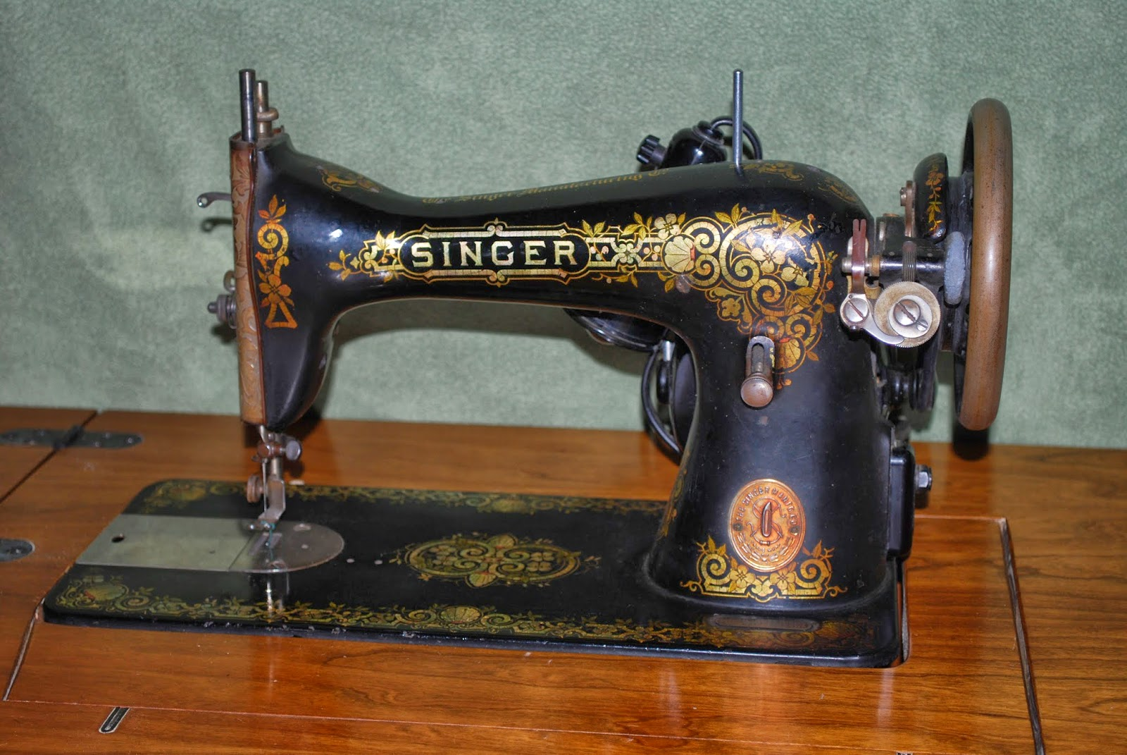 sewing machine industrial revolution