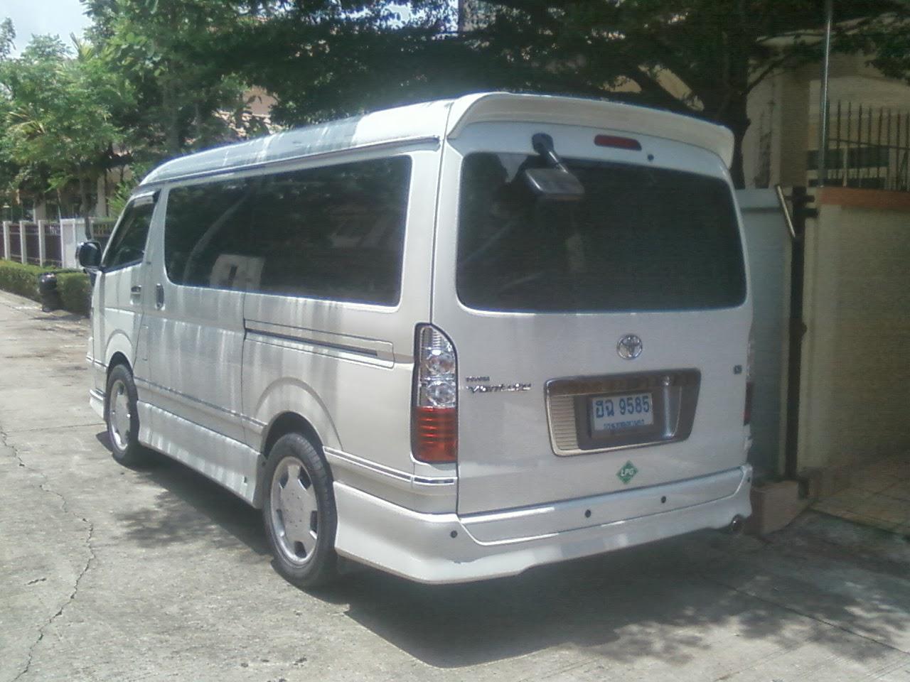 ventury 2.7 vip luxury ราคาเช่า 2,200 - 2,500  บาท เครื่องยนต์ เบนซิน+LPG ไม่เกิน 9ที่นั่ง
