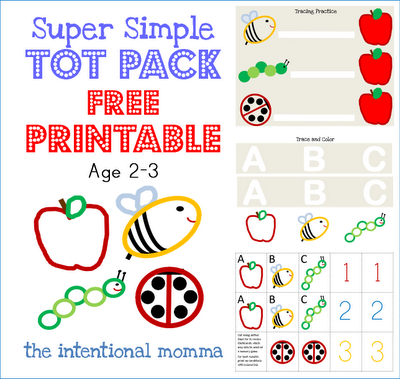 Printable Pages For 3 Year Olds Two 2 Three 3 Year Old