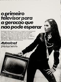 os anos 70; propaganda na década de 70; Brazil in the 70s. Oswaldo Hernandez;